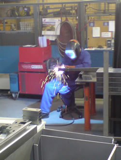 welding and metal works in newbury, thatcham, reading and berkshire